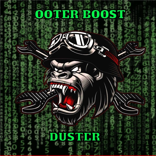 OOTER BOOST DUSTER