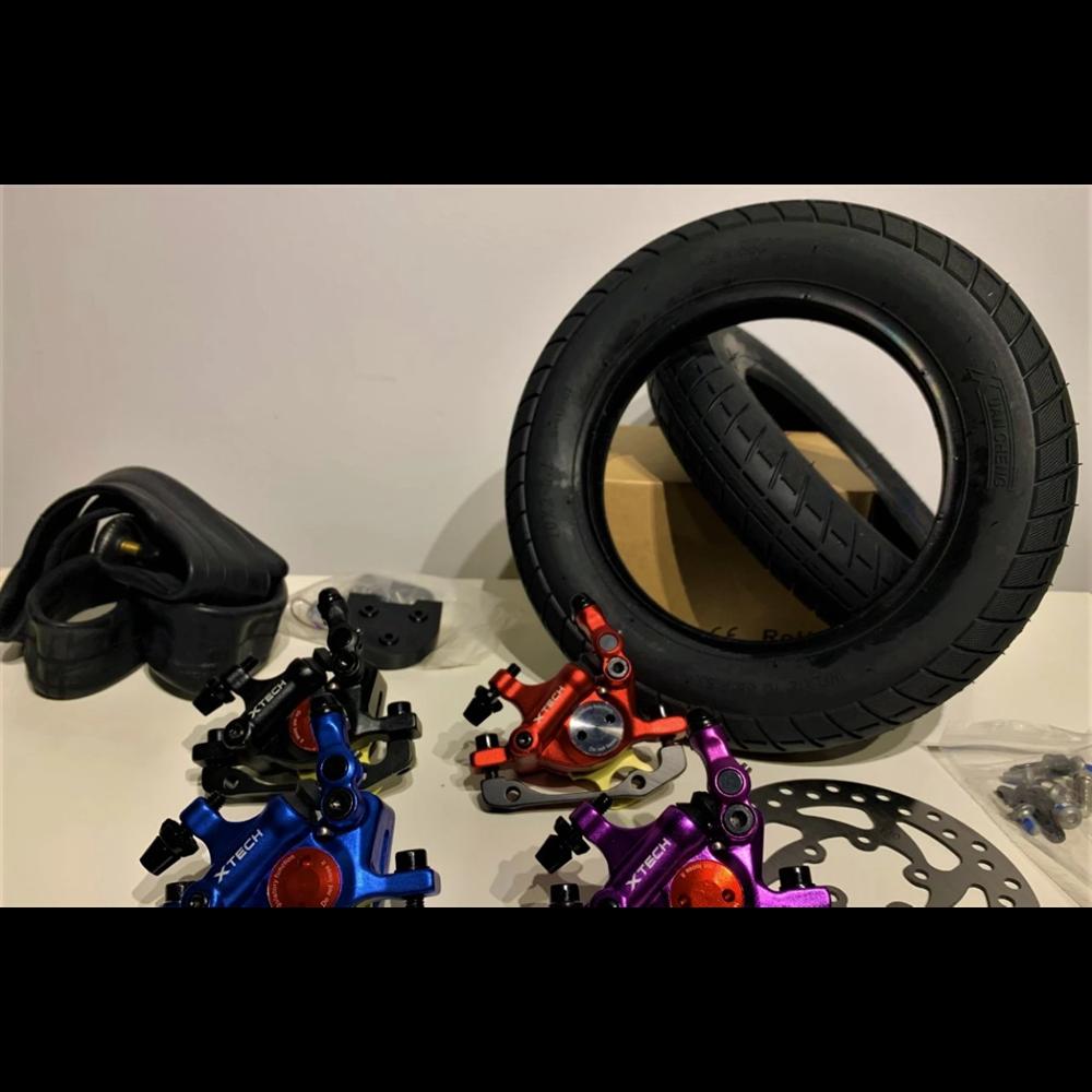 Fast & Furious set za Xiaomi M365/Pro/1S/ Ring