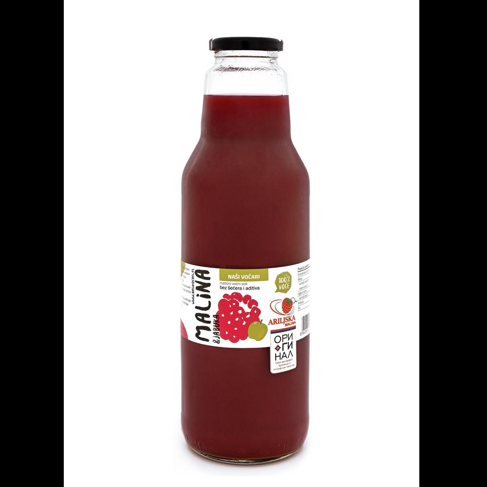 Ariljska malina matični sok 0,75 L