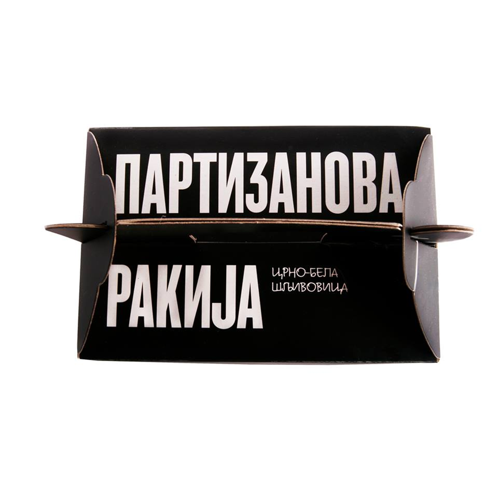 Partizanov set čokanja 6x50ml