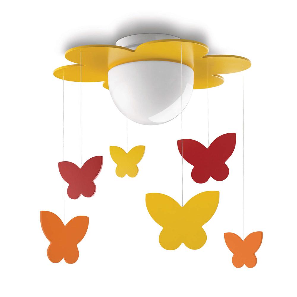 Dečija plafonska lampa Philips Meria