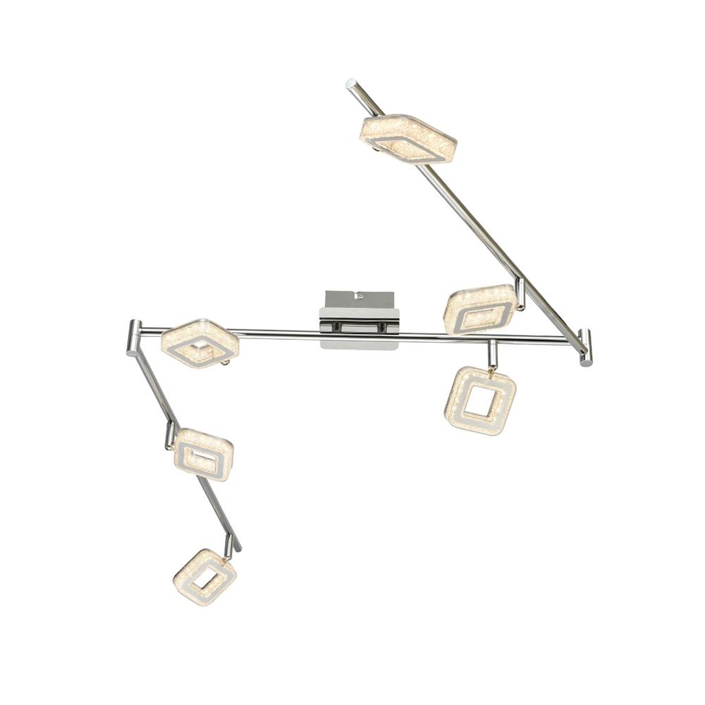Esto Candela LED spot 6x5w 762080-6