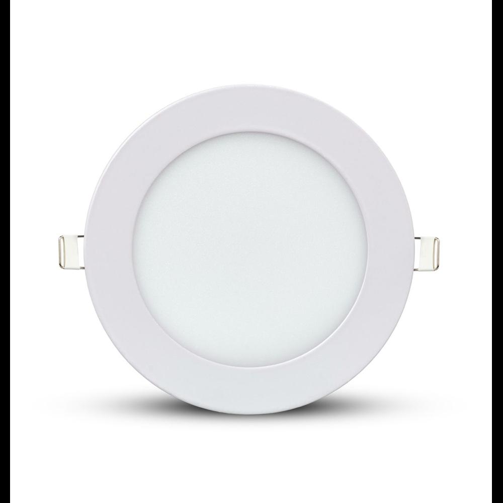 LED ugradni kružni panel 9w 7677