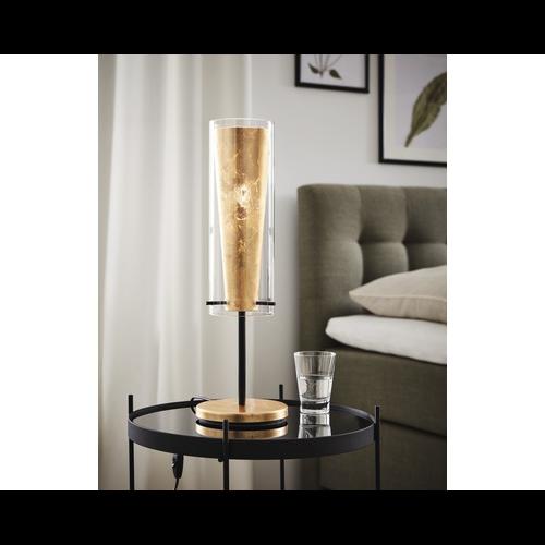 Stona lampa Eglo Pinto gold 79345