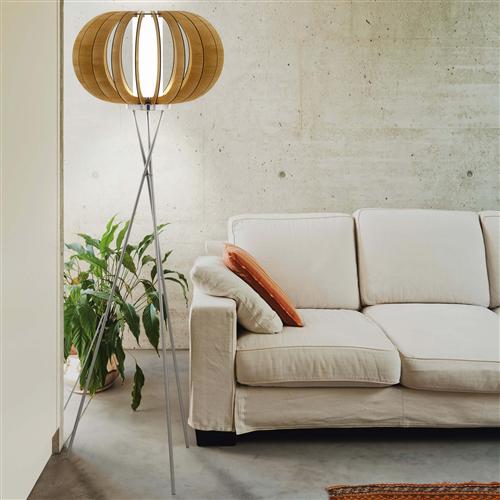 Podna lampa Eglo Stellato 95604