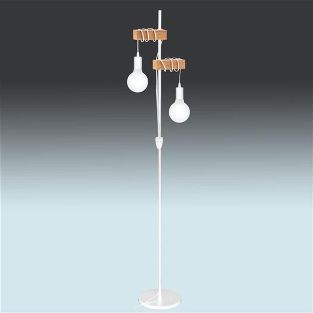 Podna lampa Eglo Townshend white 33167