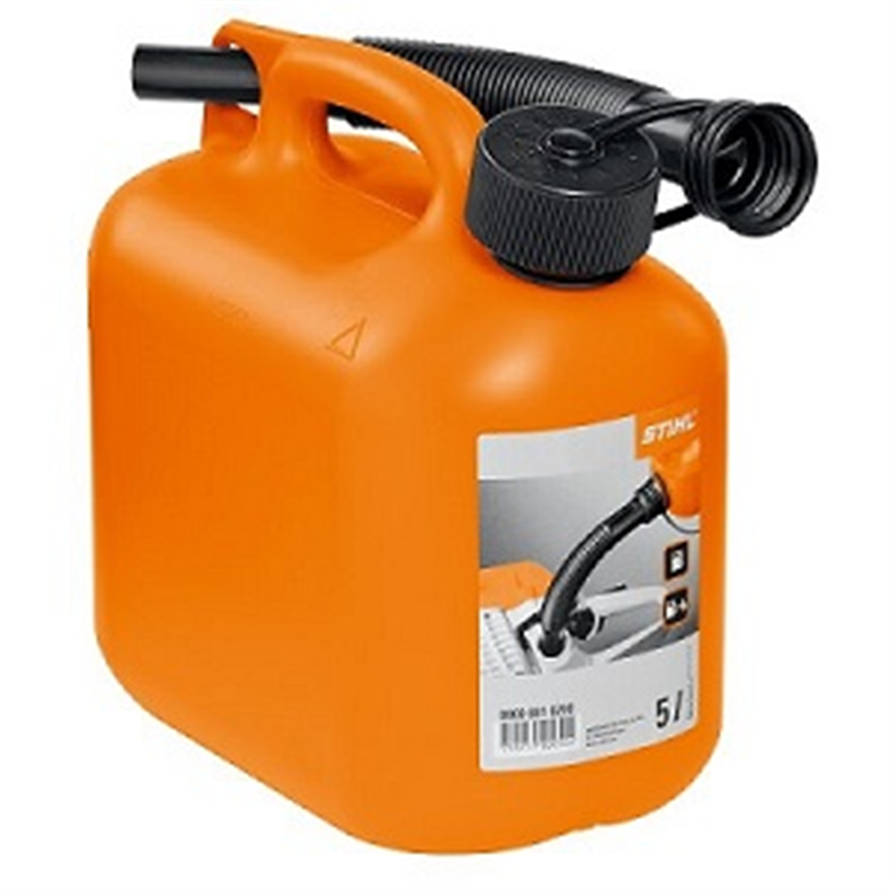 Benzinski kanister 5 l Narandžast