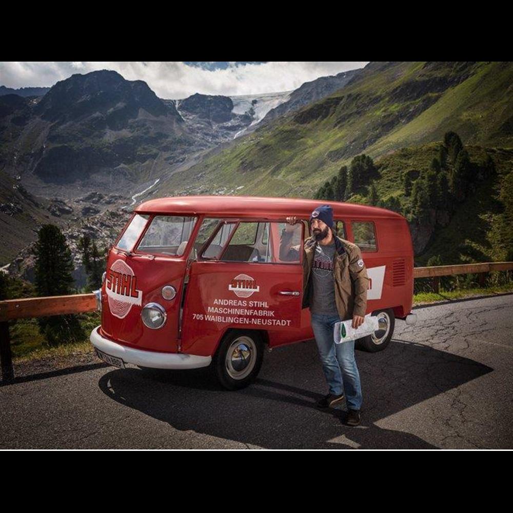 Maketa autobus VW T1
