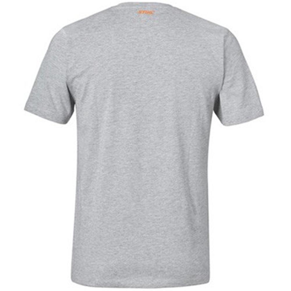 Majica stihl siva za muškarce