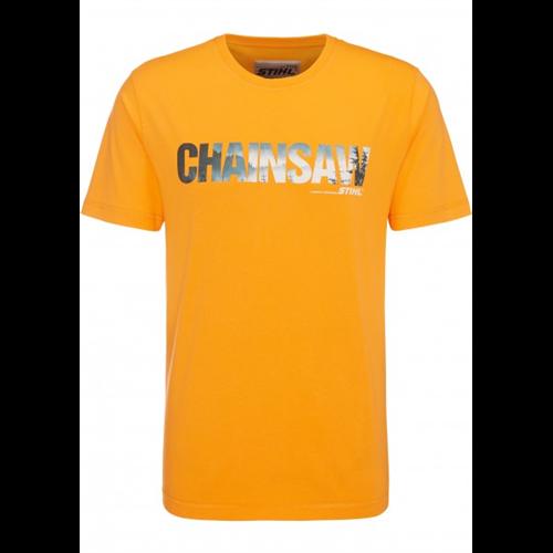 Majica motorna testera narandžasta