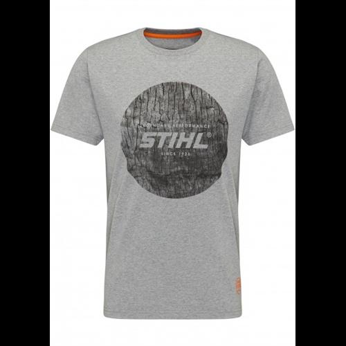 Majica Wood Circle za muškarce