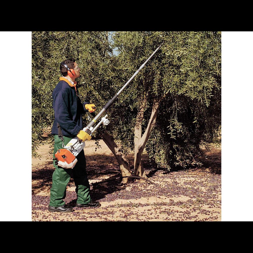 SP 452 tresač sa pogonskom cevi od 186 cm