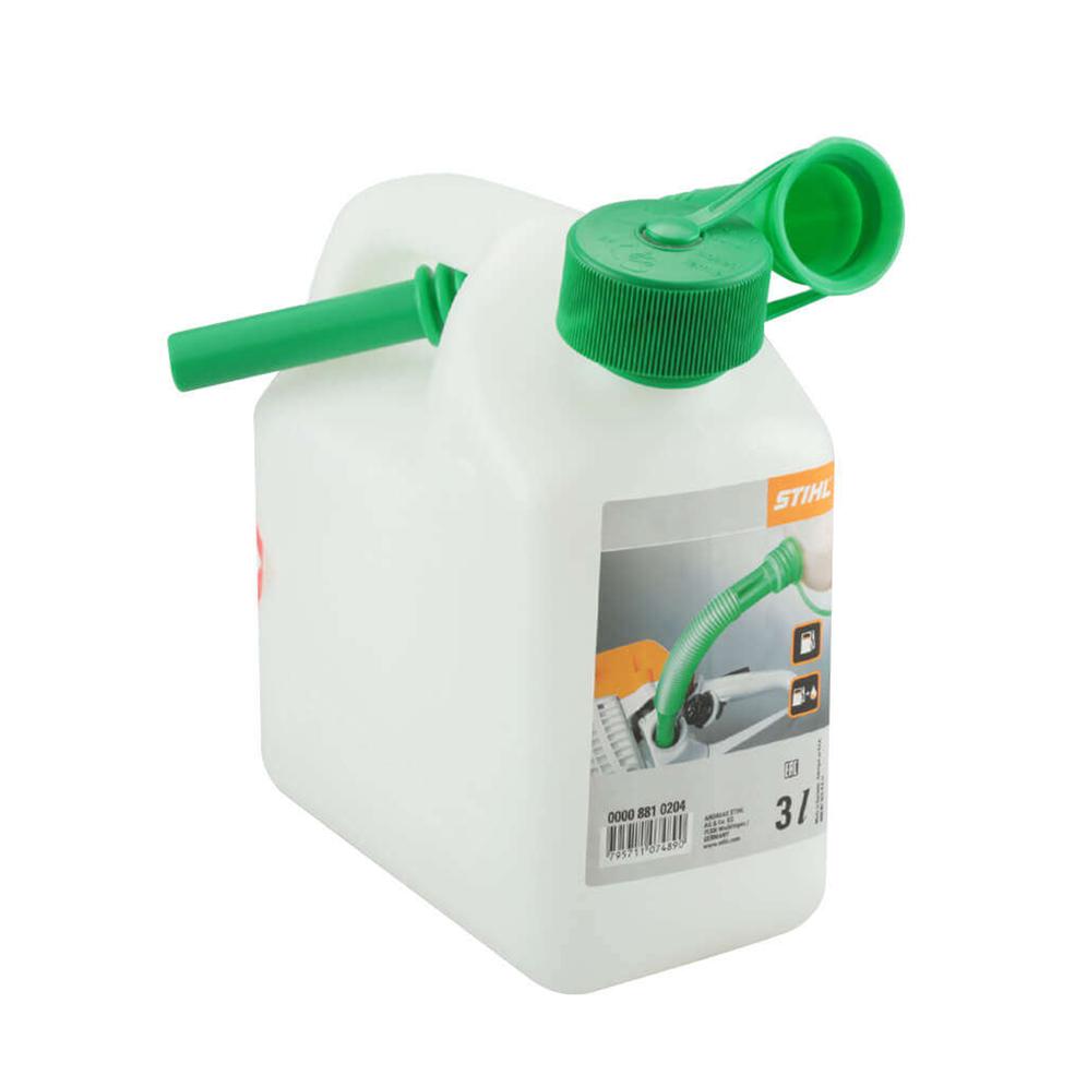 Benzinski kanister 3l transparentan