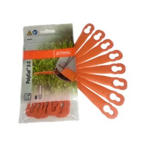 Komplet plastičnih noževa pakovanje od 8 za Fsa 45
