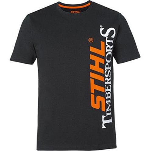 Majica TIMBERSPORTS crna