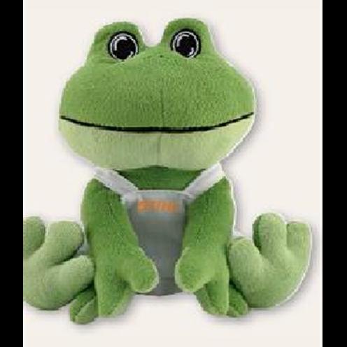 Plišana igračka žabac