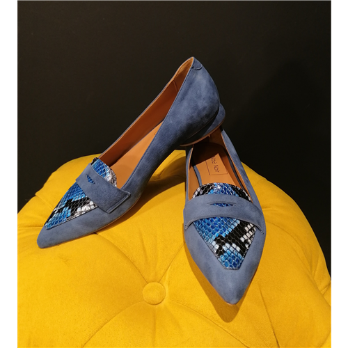 Noa Noir cipele 804 MARINE SUED/BLUE