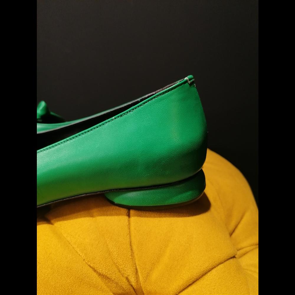 Noa Noir cipele 2107 GREEN VELOX