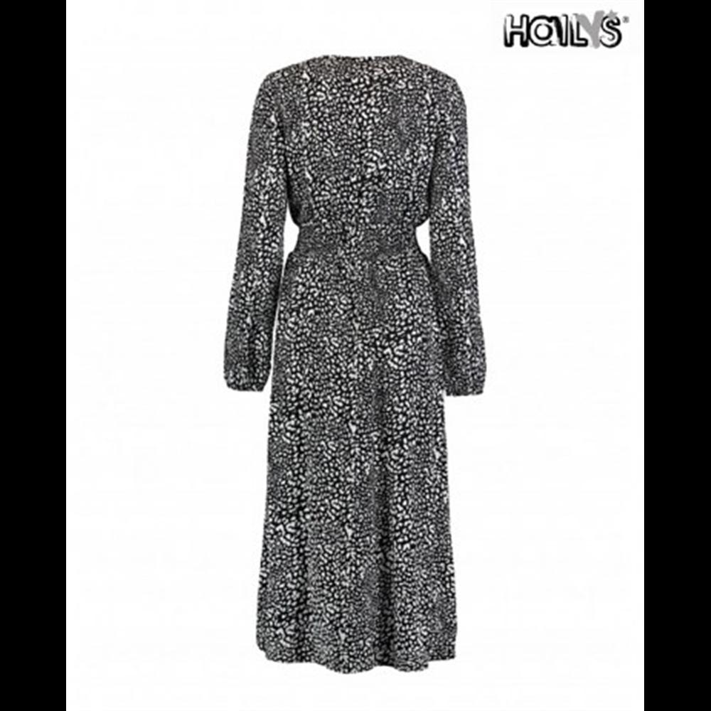 Hailys haljina CAMILLA BLACK LEO