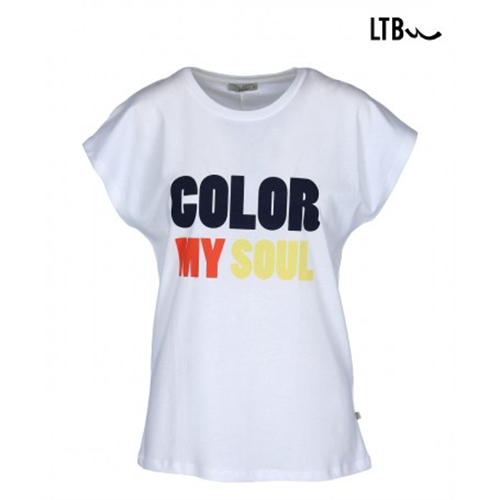 LTB majica RINADE WHITE