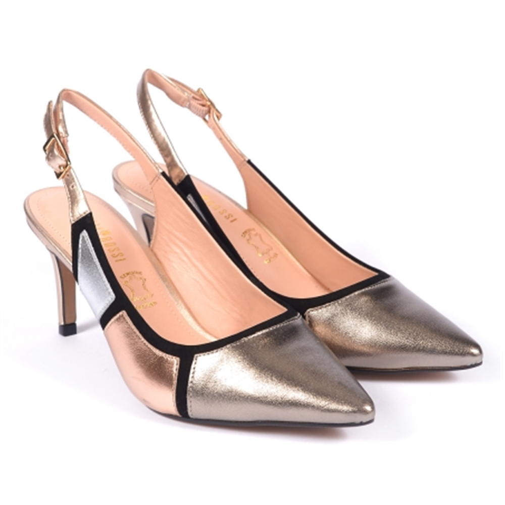 Capelli Rossi sandale 404-515 BLACK MA