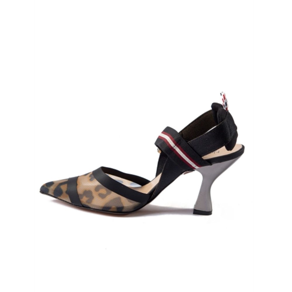 Noa Noir sandale 423 01 LEOPARD
