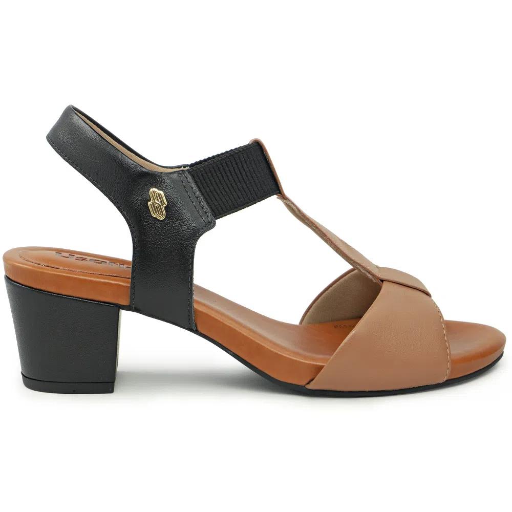 Usaflex sandale Y8207 CAMEL