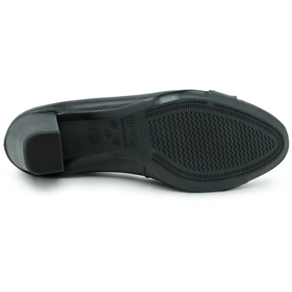 Usaflex cipele AE1907 SNAKE PRETO
