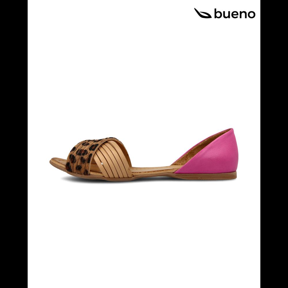 Bueno sandale 21WJ2122 LEOPARD