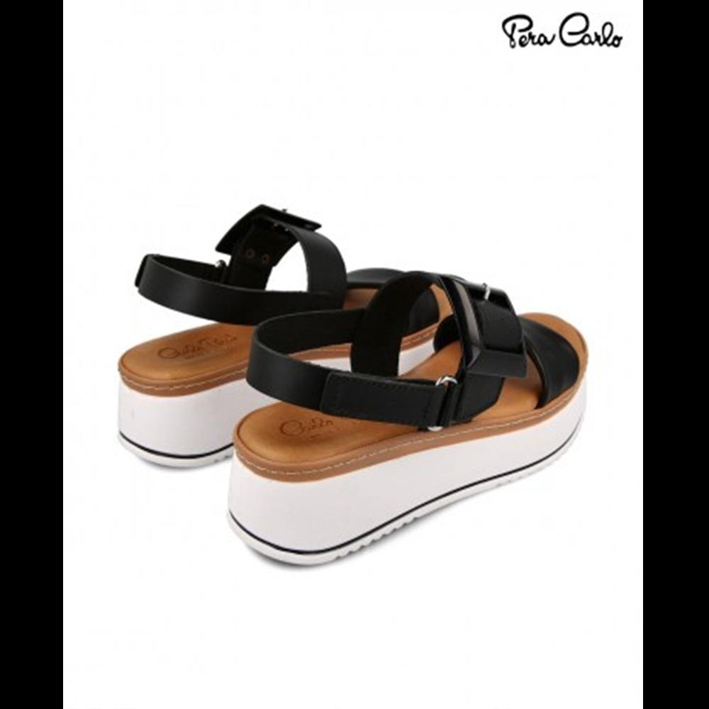 Pera Carlo sandale 4933 P.NERO