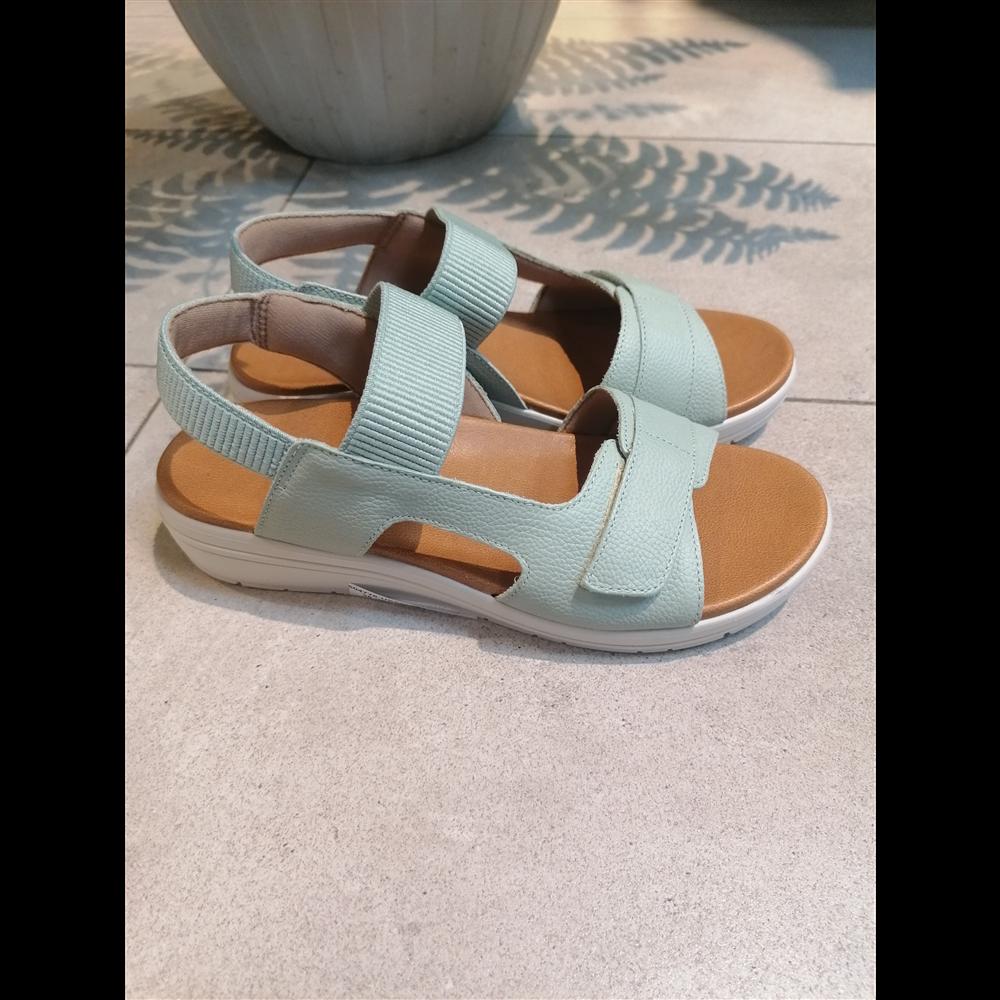 Usaflex sandale AE0403 VERDE MOJITO