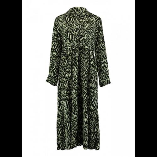 Hailys haljina LEA KHAKI