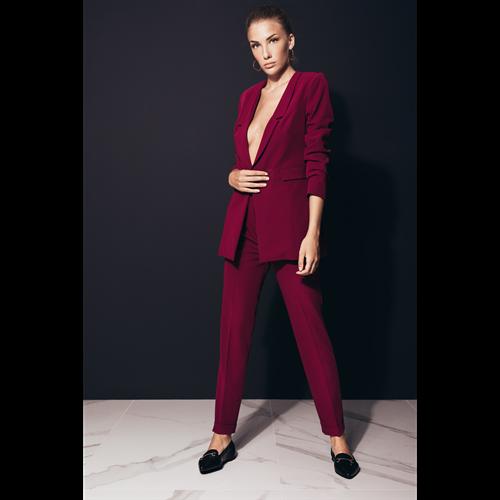 Ballary pantalone NUBIA RED MAGENTA