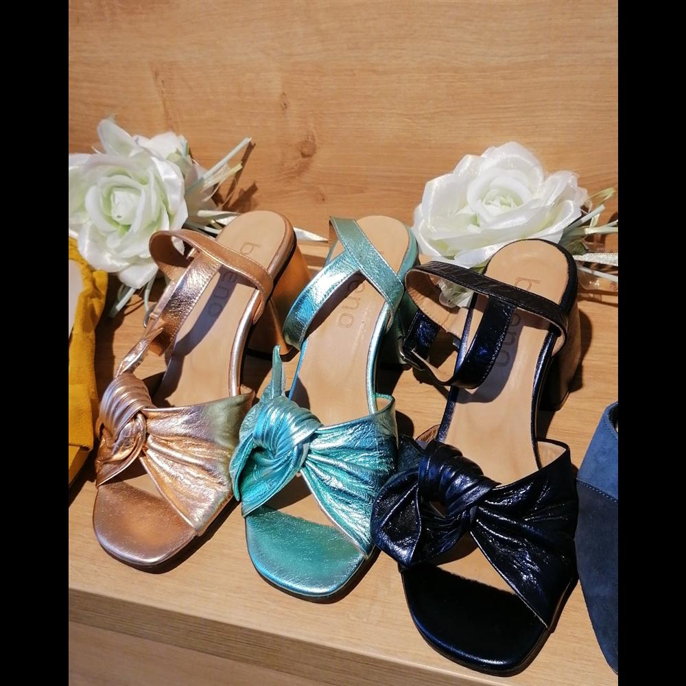 Bueno sandale 9N4504 TAN