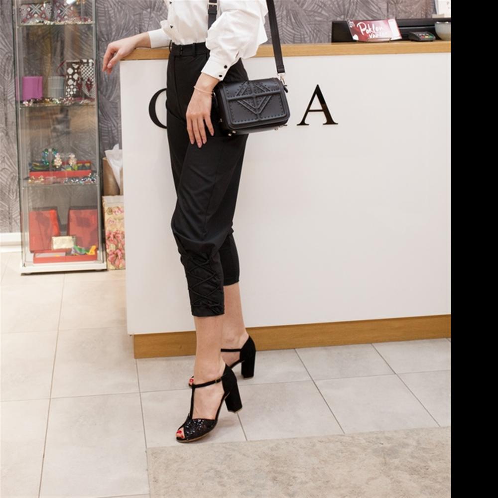 Kiwe pantalone MVB010 BLACK
