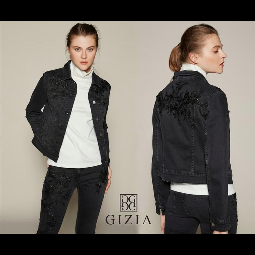 Gizia jakna DZ500 BLACK