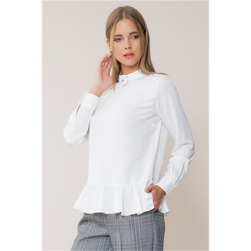 Gizia bluza BX051 ECRU