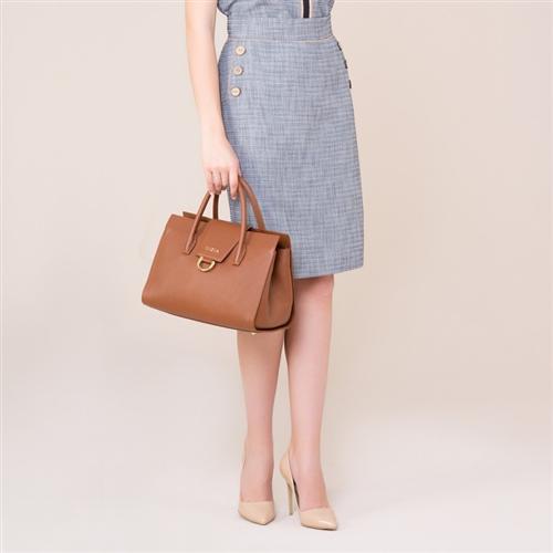 Gizia suknja CQ026 NAVY