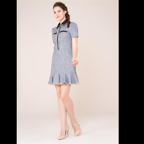 Gizia haljina EQ022 NAVY