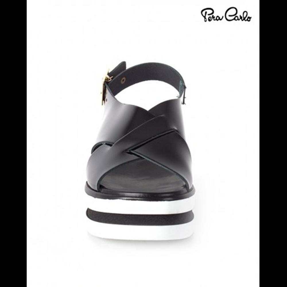 Pera Carlo sandale 4399 NERO