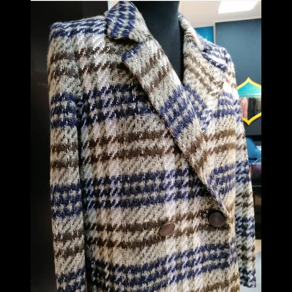 Gizia kaput DX057 D-BLUE