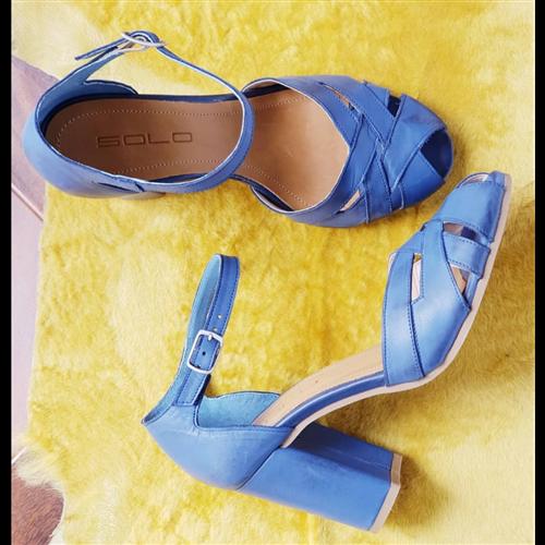 Solo sandale M2805 BLUE