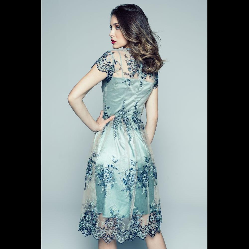 Ballary haljina KENDAL ZELENA