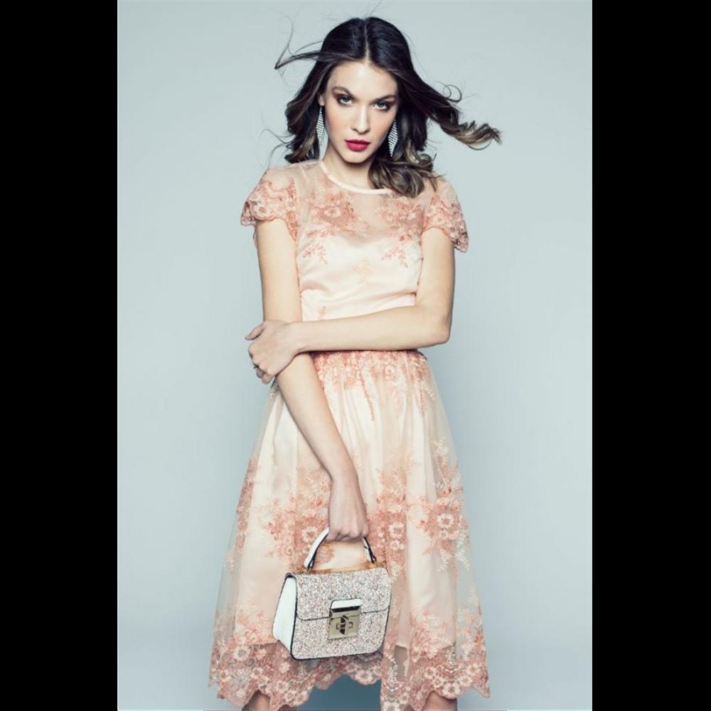 Ballary haljina KENDAL ROZA