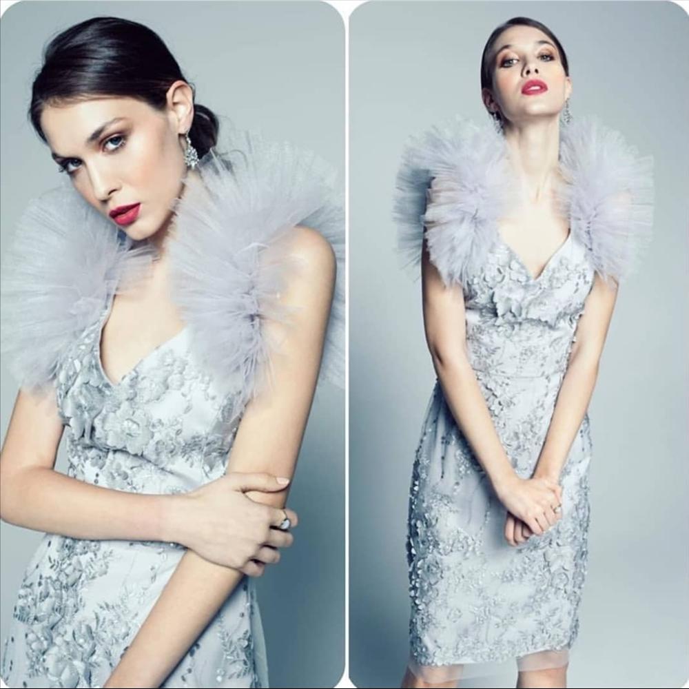 Ballary haljina BERGEN SIVA