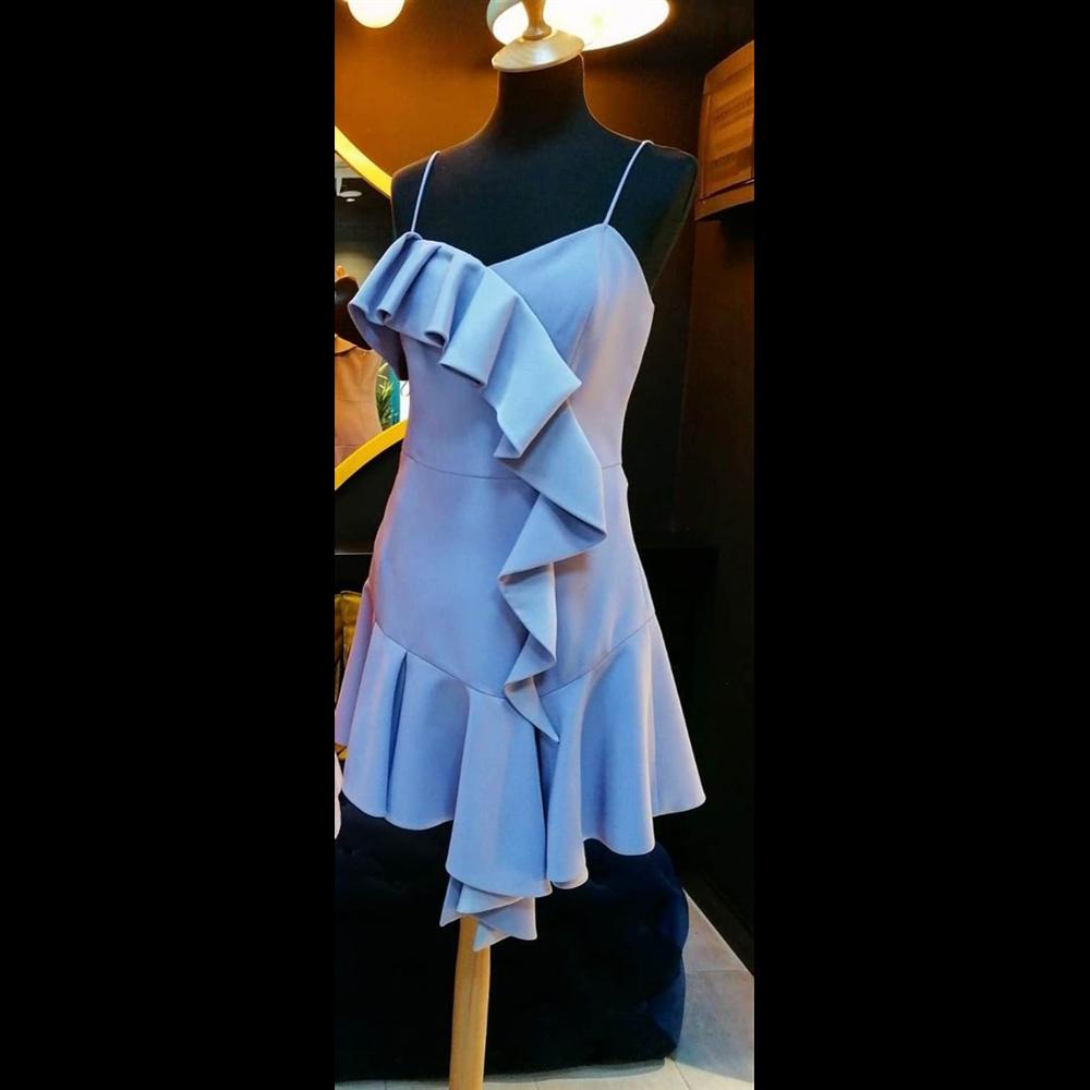 Gizia haljina 5Q063 LILA
