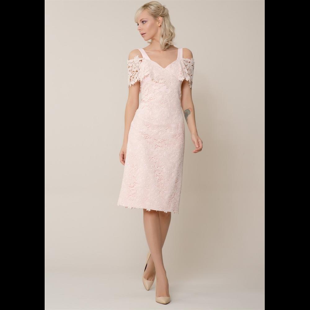 Gizia haljina 5W081 POWDER