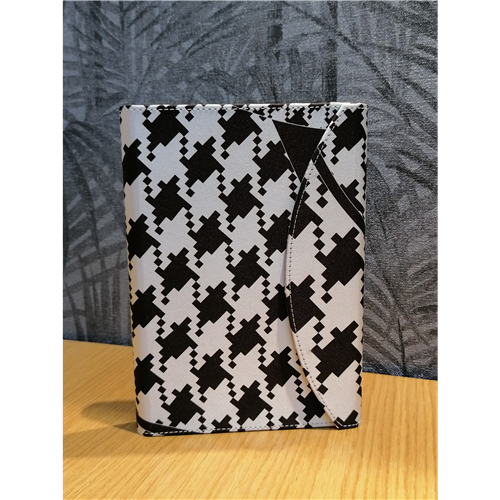 Maruška svilena agenda A5 - dezen  3