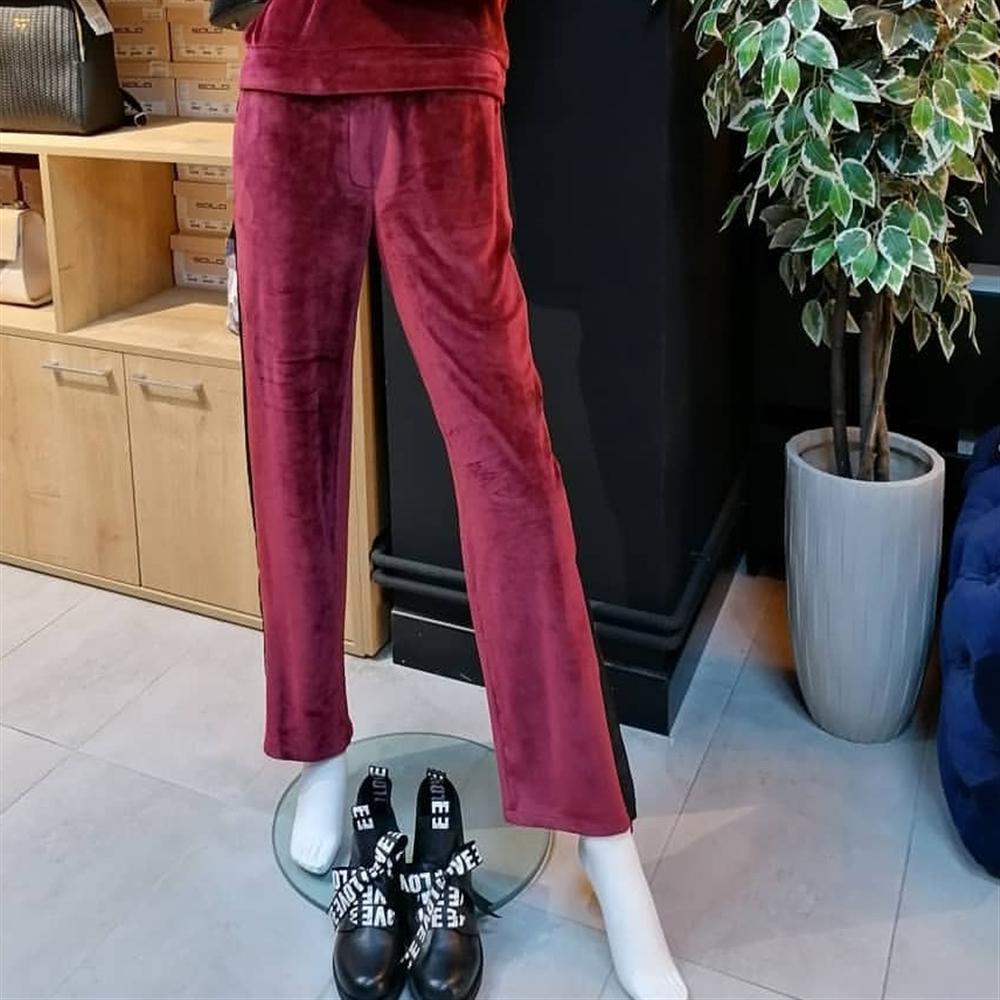 Gizia pantalone 1X022 RED