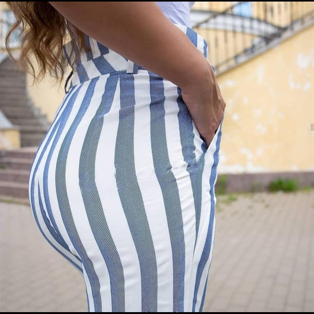 Gizia pantalone AW043 ECRU